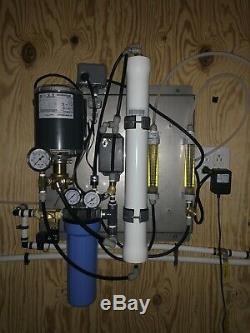 Toute La Maison Système D'osmose Inverse De Filtration D'eau
