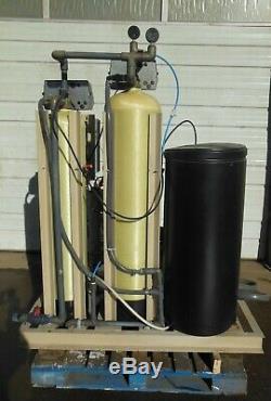 Traitement De L'eau Industrielle Et Commerciale Filtration Système D'osmose Inverse De Processus