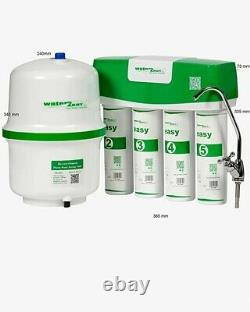 Water2buy Easy Ro System /easy Twist Tilters Reverse Osmosis Water Filter System