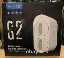 Waterdrop G2 Ro Système De Filtration D'eau Par Osmose Inverse