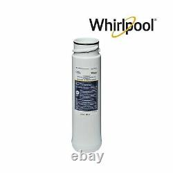 Whirlpool Reverse Osmosis Filtration System Chrome Faucet Cartouches Blanc Nouveau