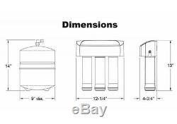 Whirlpool Wher25 Système D'osmose Inverse De Filtration D'eau, Lire La Description
